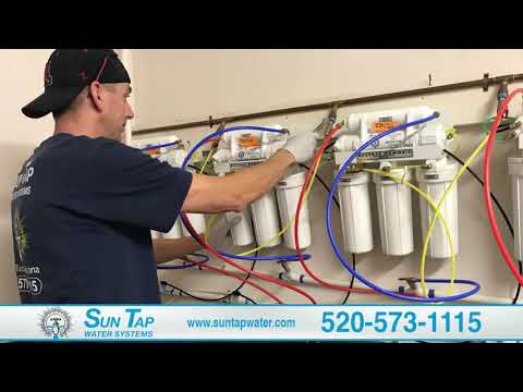 Sun Tap Water Systems | Home Filtration, Water Softening, Reverse Osmosis Systems | Tucson, AZ