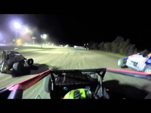 Tyler Courtney @ Gas City Speedway Sprint Car Race