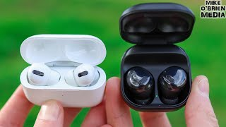 Samsung Galaxy Buds PRO vs Apple AirPods Pro [Honest Comparison]
