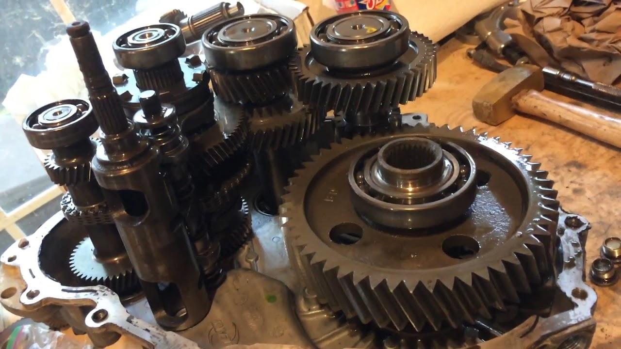 polaris ranger transmission inspection