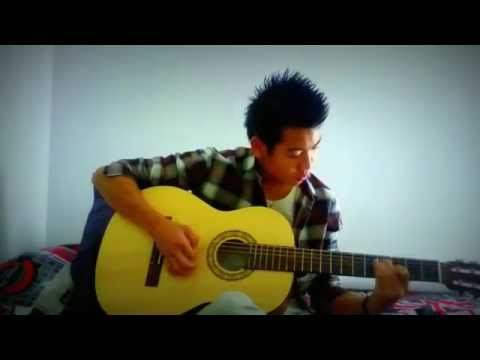 Ed Sheeran - Photograph ( Arranged by SunghaJung guitare) ( Dylan Vang Cover Guitare)