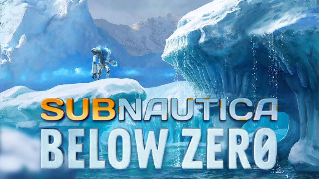WHAT LURKS BENEATH THE ICE?! - Subnautica Below Zero Gameplay - Part 1