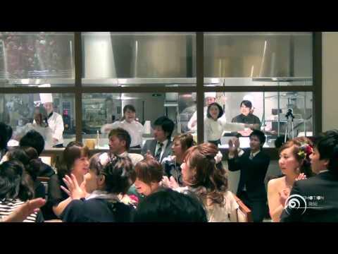 Flash mob Surprise Wedding フラッシュモブ サプライズ 結婚式二次会 One Direction