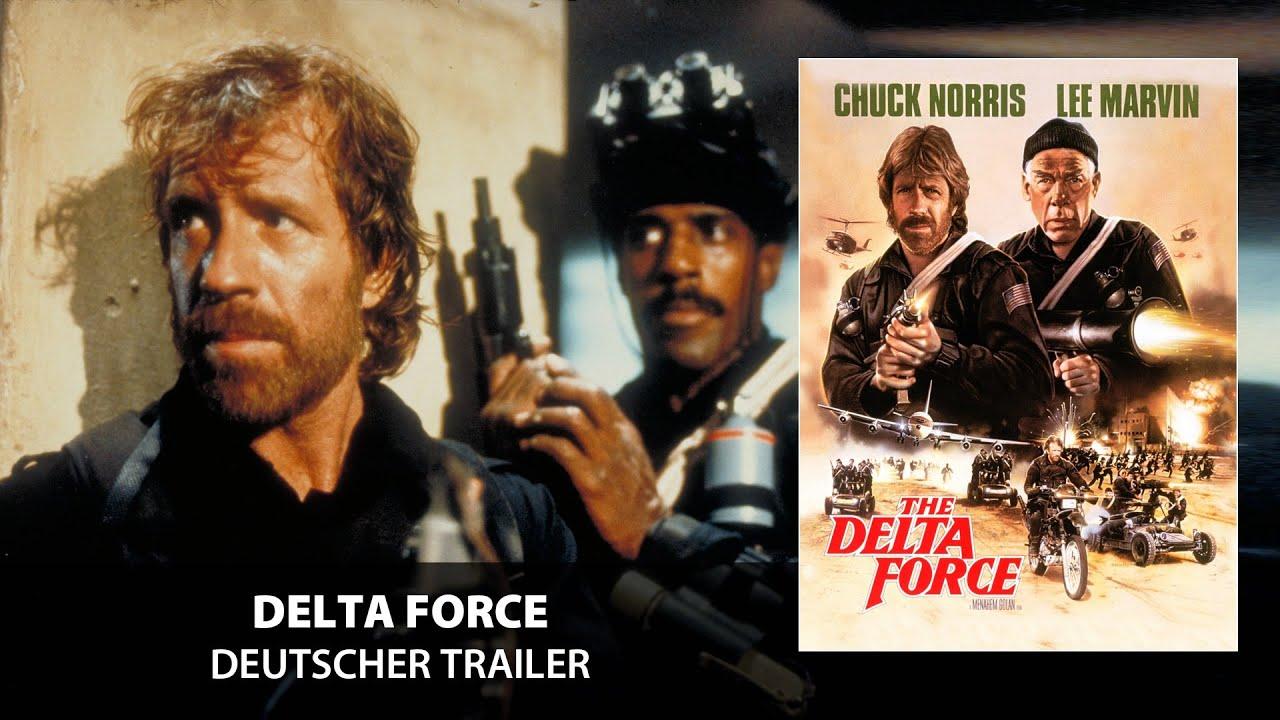 Delta Force (Trailer, deutsch)