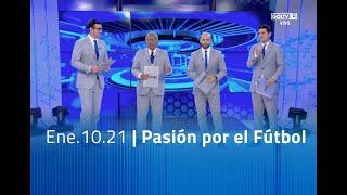 Ene.10.20 - Pasión por el Fútbol