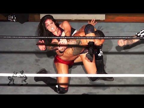 "[Free Match] Ricochet vs. Tessa Blanchard   Beyond Wrestling ""Midas Touch"" (Intergender Mixed NJPW)"