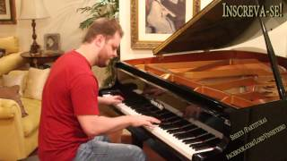 Walking Dead Music on Piano - Main Title Opening Theme