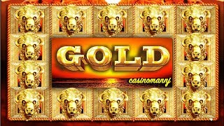 "🏺BIG ""GOLD"" WIN🏺 - A MODERN CLASSIC NEVER GETS OLD! - BUFFALO GOLD SLOT"
