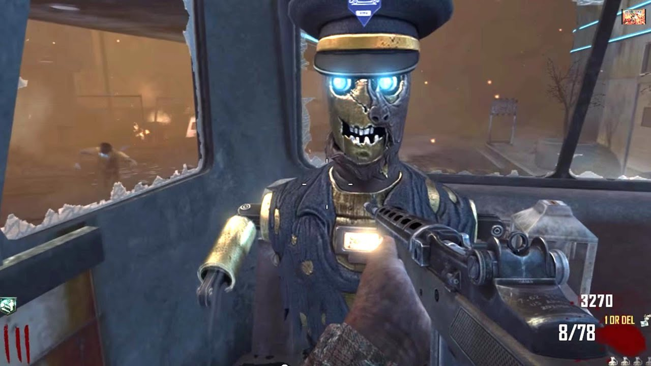 Call Of Duty Black Ops 2 Zombies Pc Tranzit Undead Man S