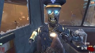 Call of Duty Black Ops 2 Zombies PC Tranzit Undead Man