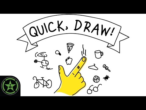 Let's Play - Quick, Draw!