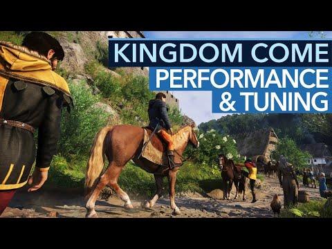 Kingdom Come: Deliverance mit GTX 1050 flüssig spielen? Performance- & Tuning-Guide