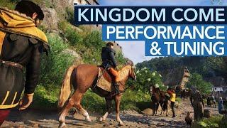 Mit GTX 1050 flüssig spielbar? Performance und Tuning zu Kingdom Come: Deliverance