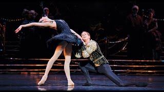 Swan Lake – Entrée and Adage from the Black Swan pas de d...
