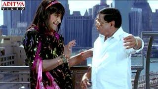 Ali & MS Narayana Comedy Scene in Hitech Khiladi Hindi  Movie