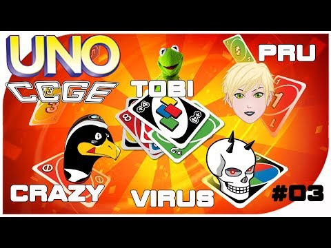 UNO 🃏 (Part.1 v.1) [CCGE]#03 Die längste RUNDE UNO, die wir bis jetzt hatten from YouTube · Duration:  1 hour 5 minutes 31 seconds