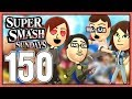 Super Smash Sundays - Week 150 [for Wii U]