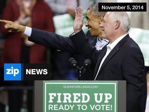 US Take To The Polls - Nov 5, 2014