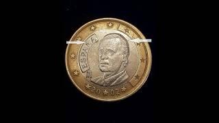 Rare 1 Euro Spanien