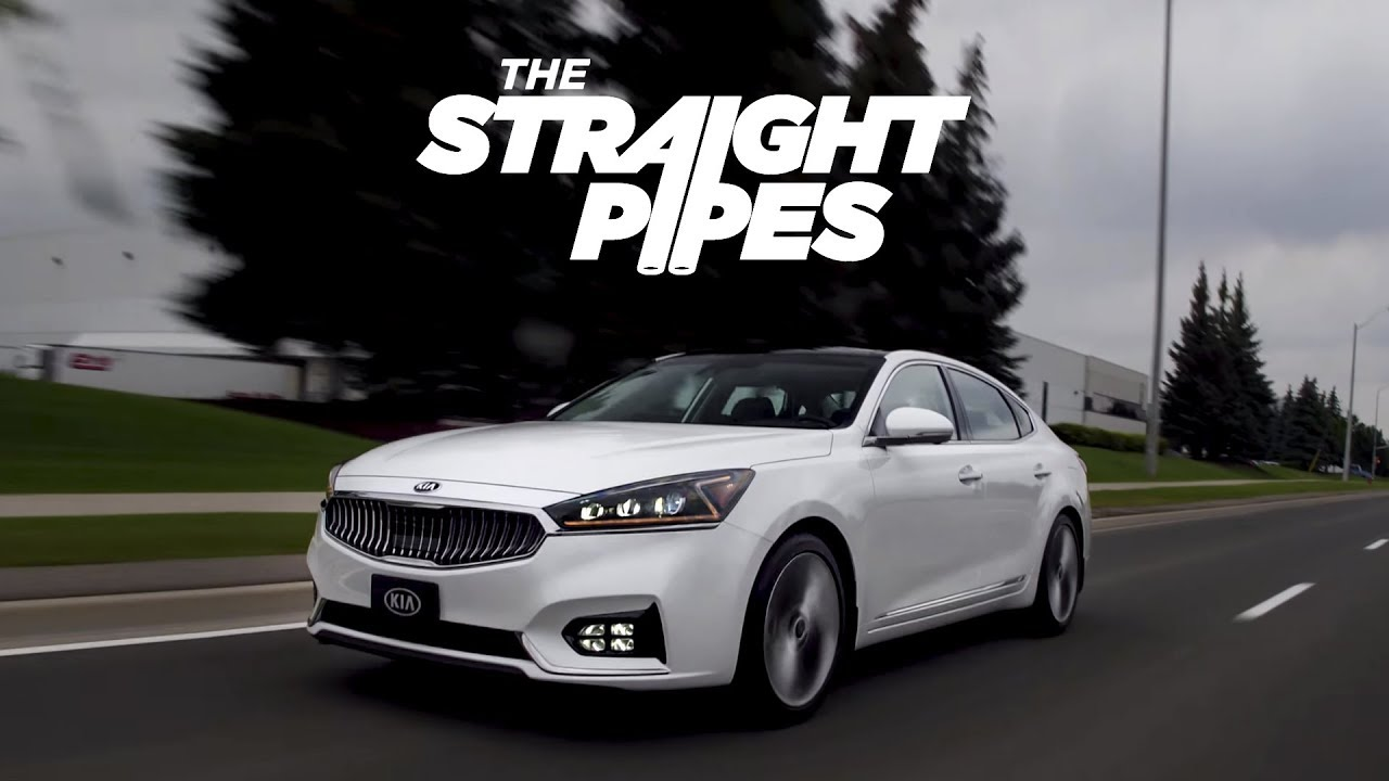 Interview with the VP of Kia Canada - Yuri and Jakub Go For a Drive