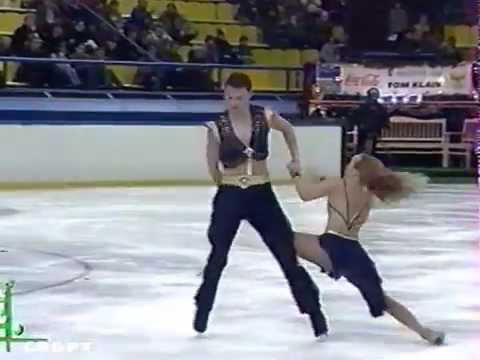 Nina Ulanova & Mikhail Stifunin - 1999 Russian Nationals FD