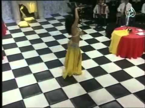 Lebanese Belly Dance – Dina Jamal - Creu Dance Videos
