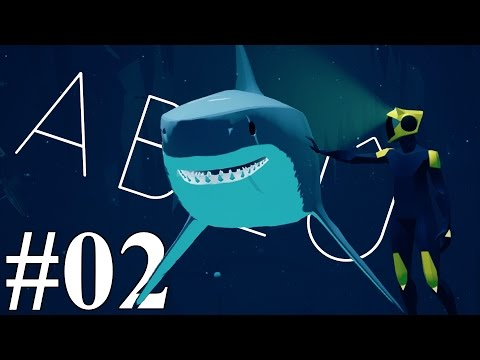 WE NEED TO RESCUE THE SHARK - ABZU - Part 2 - PC Gameplay