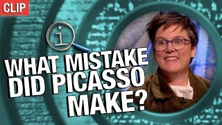 QI | What Mistake Did Picasso Make?