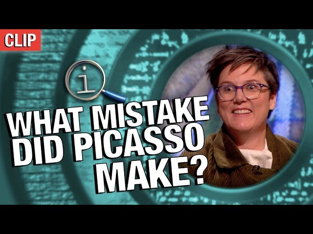 QI   What Mistake Did Picasso Make?