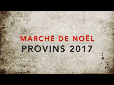 Provins -  Marché de Noël 2017