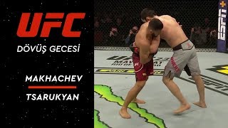 UFC Fight Night 149 | Makhachev vs Tsarukyan