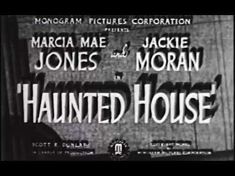 Comedy Drama Mystery Movie  Haunted House 1940