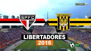 Melhores Momentos - São Paulo 0 x 1 The Strongest - Copa Libertadores 2016 - 17/02/2016 Futebol HD  /></div><div style=