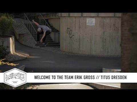 Erik Groß | Titus Dresden Welcome Clip