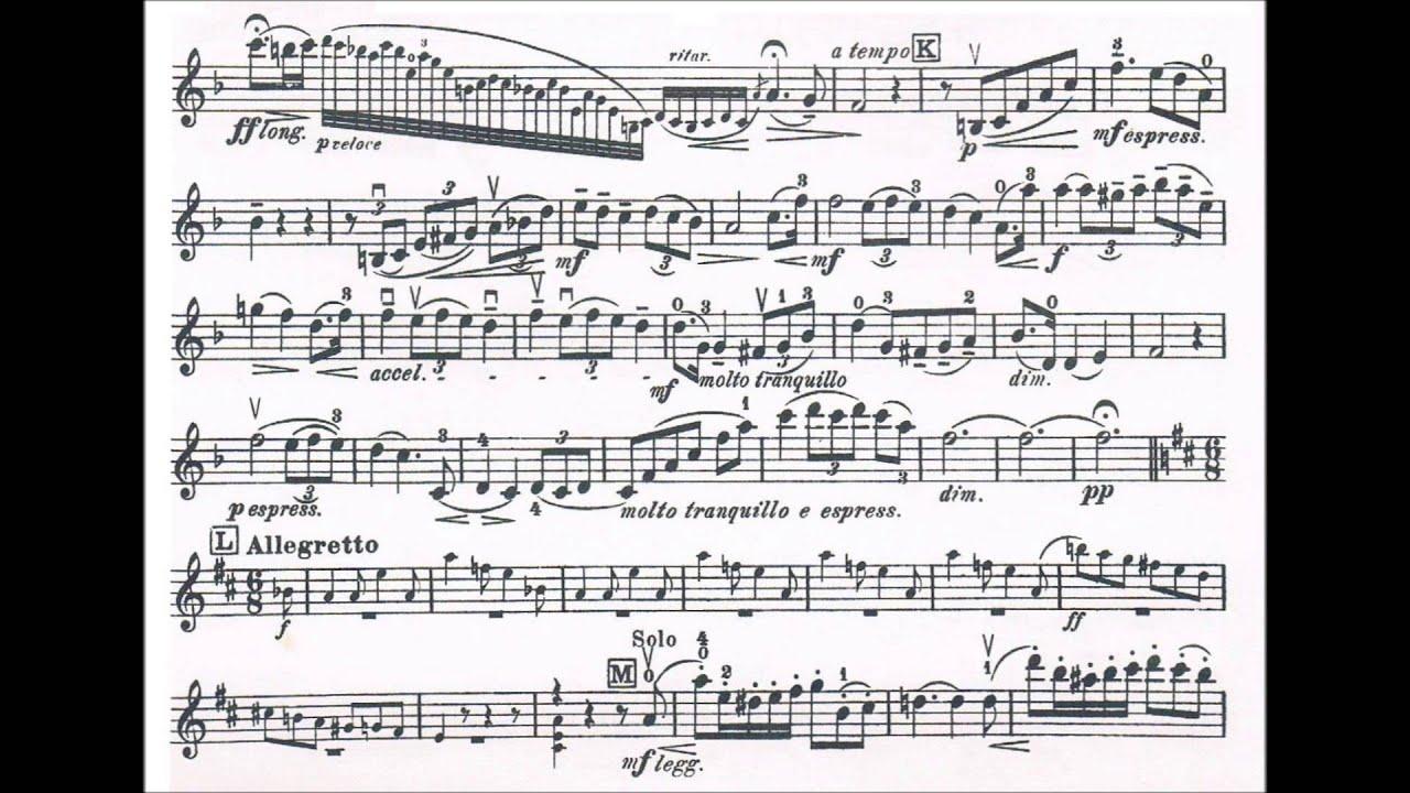 Seitz, Friedrich Student Concerto No 4, Op 15 for violin + piano
