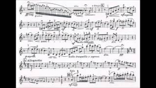 Seitz, Friedrich violin concerto opus 15 for violin + piano