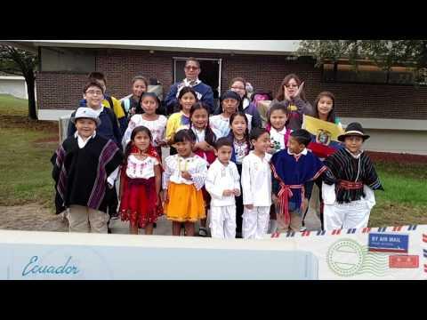 Hispanic Heritage Celebration (Multicultural Magnet School) 2015