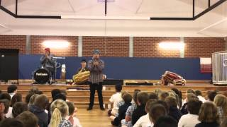 MAKUKUHAN Indonesian Music Trio Musica Viva in Schools FULL Show