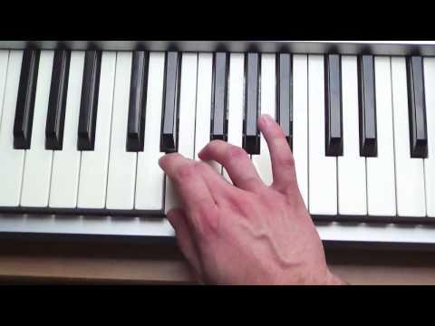 Klavierunterricht - 1.Stunde: Grundlagen (1. Teil)