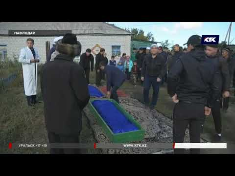 В Павлодаре похоронили братьев-подростков, погибших от удара током