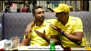 Bravo and Rayudu's legendary bromance is too good to be true