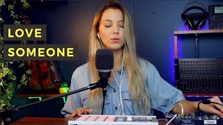 Love Someone - Lukas Graham | Romy Wave cover Video