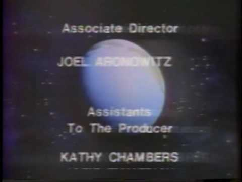 Vintage Soap Open,  Closing Credits:  As The World Turns