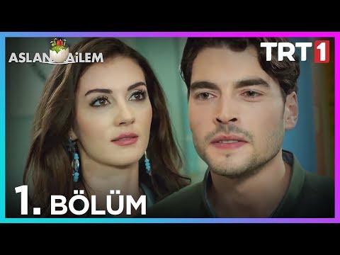 Aslan Ailem 1. Bölüm (Her Pazar 20:00'de TRT1'de)