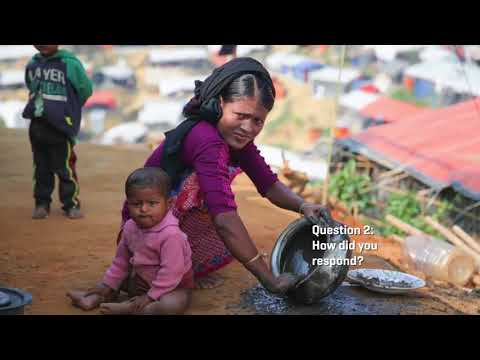 Sexual Violence Against Rohingya Refugees