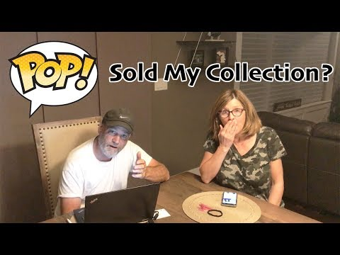 Telling My Parents I Sold My Pop Collection