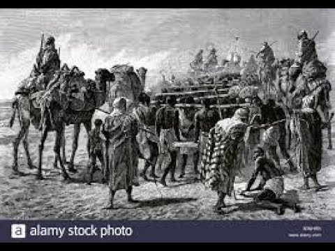 The Nigerian Army & the Slave trade(II)