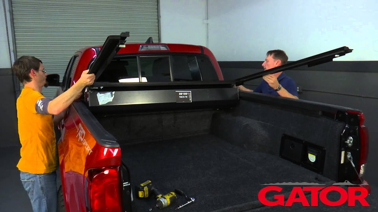 How To Install Gatortrax Tonneau Coverat Autocustoms Com