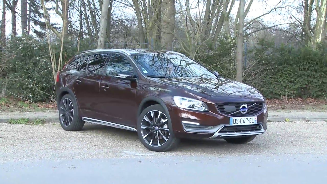 essai volvo v60 cross country d4 190ch youtube. Black Bedroom Furniture Sets. Home Design Ideas