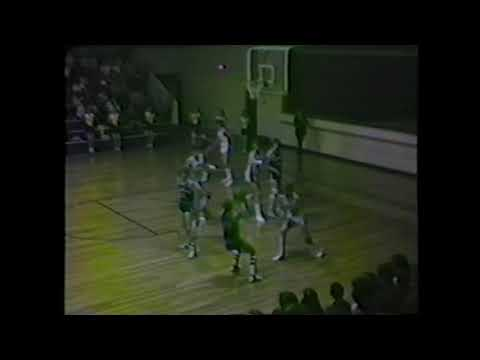 1982 SEAIS BASKETBALL ELITE EIGHT: Fullington Academy Trojans at Briarwood Academy Buccaneers